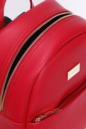 Marie Claire Kadın Kırmızı Berta Sırt Çantası Mc212102165 3
