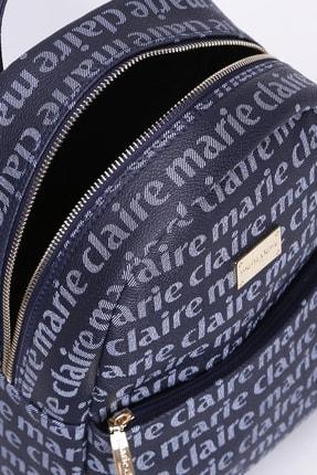 Marie Claire Kadın Lacivert Sırt Çantası Diana Mc212102022 3