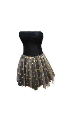 Siyah Elbise naz5896