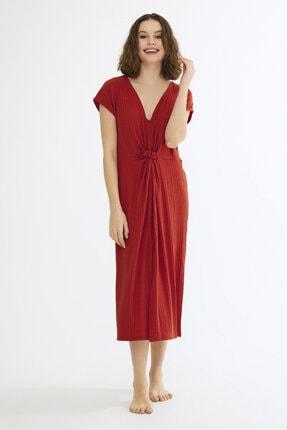 Penti Kadın Turuncu Spargi Elbise 1