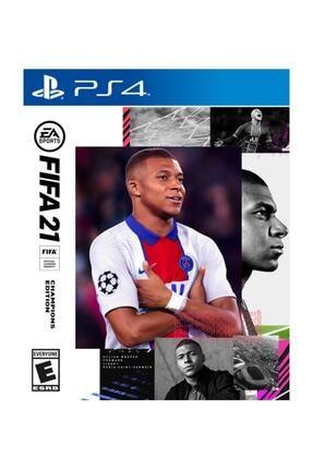 Electronic Arts Fifa 2021  Şampiyonlar Sürümü Türkçe  PS4 Oyun 0