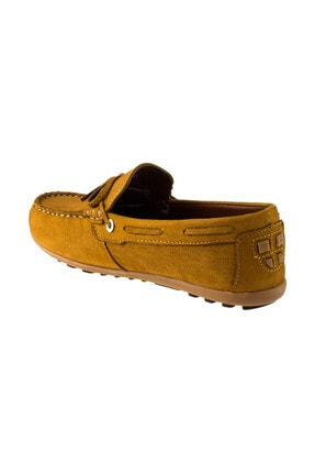 Vicco Unisex  Kahverengi Hakiki Deri Taba Ayakkabı 211 920.18Y303G 3