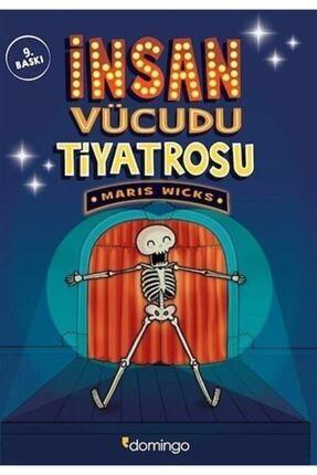 Domingo Yayınevi Insan Vücudu Tiyatrosu- Maris Wicks 0