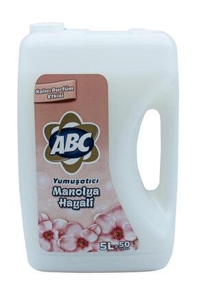 ABC Manolya Hayali Çamaşır Yumuşatıcı 5 lt 2