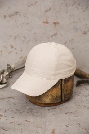 Yazlık Keten Beyzbol Şapka beyzbol