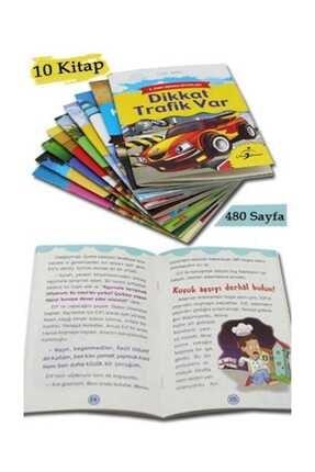 Çocuk Gezegeni 2. Sınıf Okuma Kitapları Seti - 10 Kitap - 480 Sayfa 0