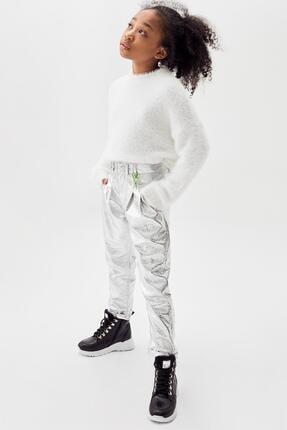 Picture of Kız Çocuk Gümüş Pantolon 20fw1tj4222