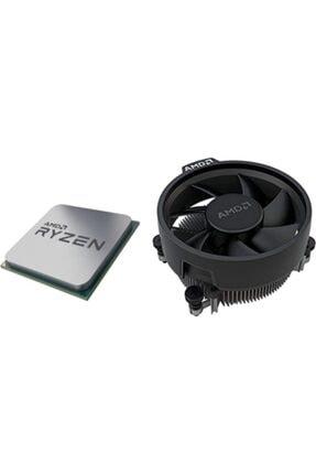 Amd Ryzen 5 3400g 3.7ghz 6mb 4çekirdekli O/b Vega 11 Am4 65w Kutusuz+fanlı 0