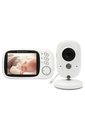 Gld Bebek Monitörü - Gece Görüşlü Oda Sıcaklığı Kontrollü Vb603 0