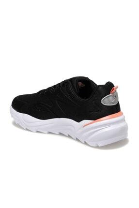 Kinetix WANNA TX W Siyah Kadın Sneaker Ayakkabı 100552935 2