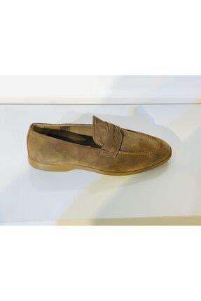 MRZ POLO Erkek Kahverengi Klasik Ayakkabı 1