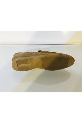 MRZ POLO Erkek Kahverengi Klasik Ayakkabı 2