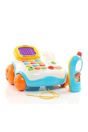 Vtech- Bebek Benim Ilk Telefonum 0