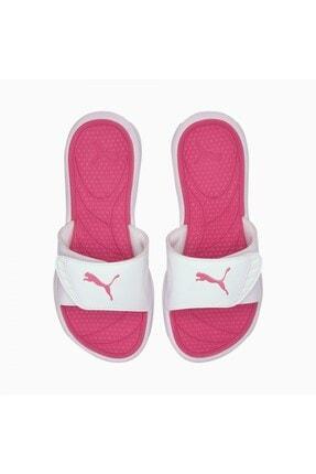 Puma Kadın Beyaz  Royalcat Comfort Spor Terlik 372281 02 0