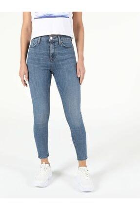 Colin's Kadın Mavi Denim Pantolon 0