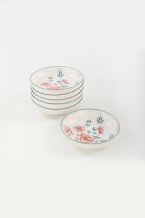 Keramika Rosetta Çerezlik/Sosluk 13 Cm 6 Adet - 19279 1