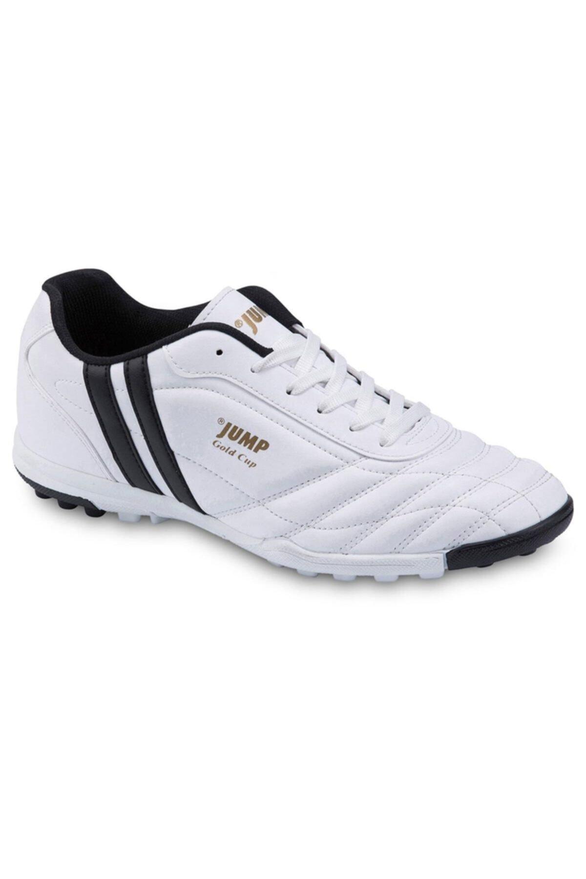 Erkek Halı Saha Ayakkabısı 13258 Beyaz/white 10s0413258