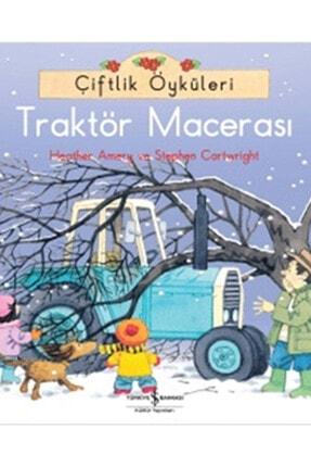 İş Bankası Kültür Yayınları Çiftlik Öyküleri - Traktör Macerası 0