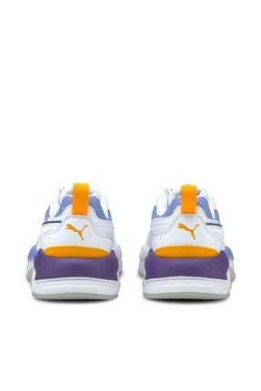 Puma Kadın Spor Ayakkabı - Beyaz X-ray² Square Iri 3