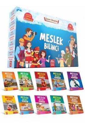 Model Yayınları Model Çocuk Meslek Bilinci 10 Lu Hikaye Seti. 3. Sınıf 4. Sınıf 0