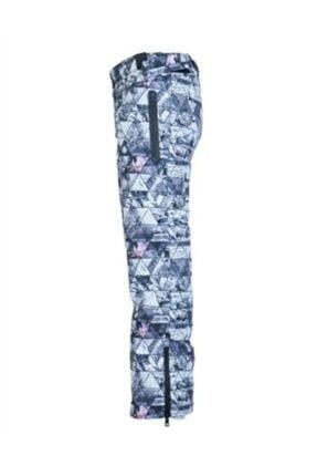 Exuma Erkek Beyaz Desenli Kayak Pantolonu 2