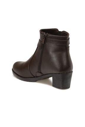 Polaris 161445.Z Kahverengi Kadın Topuklu Bot 100548627 2