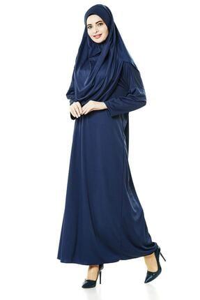 nonogiyim Kadın Penye Tek Parca Namaz Elbisesi 1