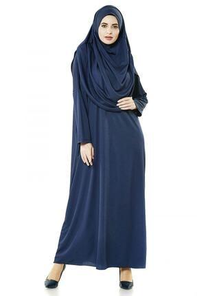 nonogiyim Kadın Penye Tek Parca Namaz Elbisesi 3
