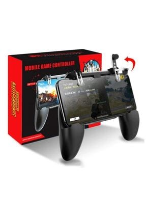 checkmate Pubg Mobil Oyun Konsolu Gamepad Controller Ateş Tetik Konsol W10 0