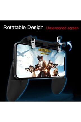 checkmate Pubg Mobil Oyun Konsolu Gamepad Controller Ateş Tetik Konsol W10 4