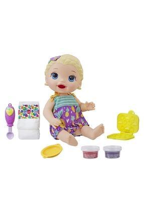 Baby Alive Sarışın Lily İle Mama Eğlencesi 1