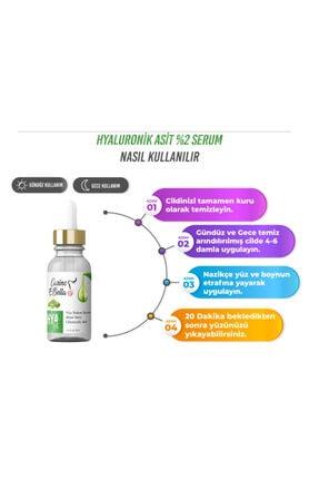 Carino E Bella Hyaluronik Asit Serum %2 30 ml 2