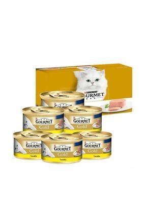 Purina Gourmet Gold Tavuklu 85 gr 0