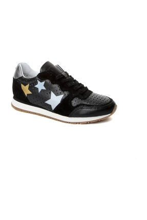 Tommy Hilfiger Kadın Siyah Sneaker FW0FW02342 0
