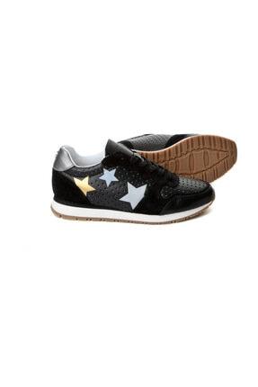 Tommy Hilfiger Kadın Siyah Sneaker FW0FW02342 2