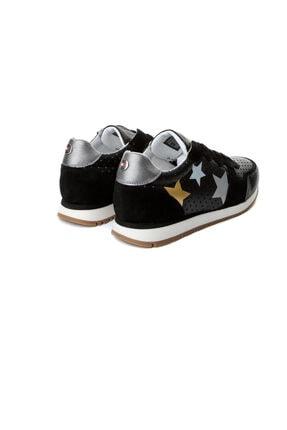 Tommy Hilfiger Kadın Siyah Sneaker FW0FW02342 3