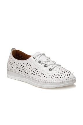 Polaris 103208.Z1FX Beyaz Kadın Klasik Ayakkabı 101000292 0