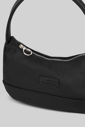 Housebags Kadın Siyah Baguette Çanta 197 3