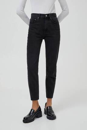 Pull & Bear Mom Fit Basic Jean 1