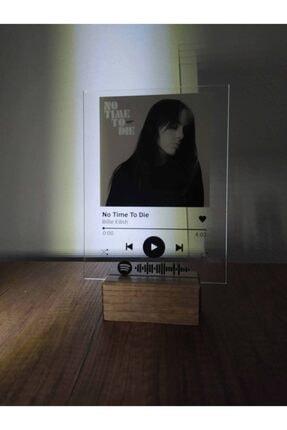ezgi pleksi Spotify Pleksi Plak - 15x20 Cm 4