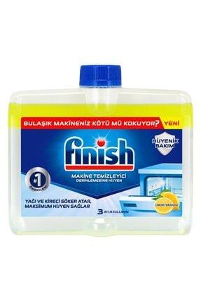 Finish Bulaşık Makinesi Temizleyici Sıvı Limon 250 ml 0