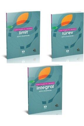 Endemik Yayınları Limit Türev Integral Seti 2021 Güncel Baskı 0