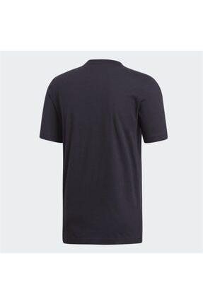 adidas E PLN TEE Siyah Erkek T-Shirt 100403526 1