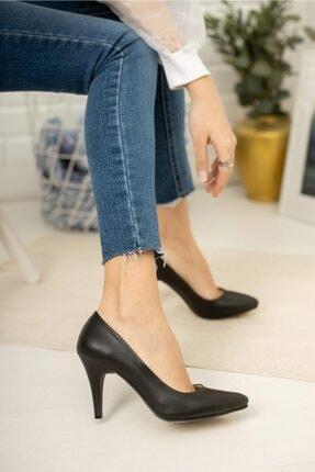 Demashoes Kadın Stiletto Topuklu Ayakkabı 1
