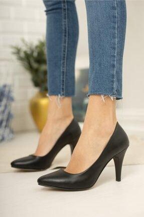 Demashoes Kadın Stiletto Topuklu Ayakkabı 2