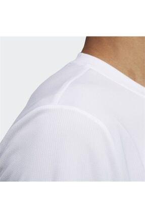adidas M D2M PL TEE /B Beyaz Erkek T-Shirt 100547711 3