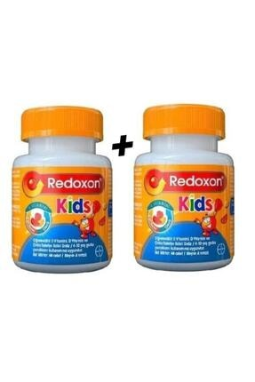 Redoxon Redo_xon Kids Takviye Edici Gida 2li Avantaj Paketi 0