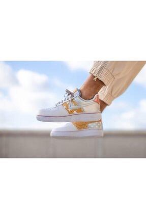 Nike Unisex Beyaz Spor Ayakkabı Aır Force 1 07ct3437 100 1