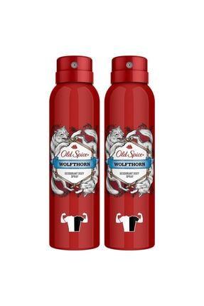 Old Spice Sprey Deodorant 150 ml Wolfthornx2 1