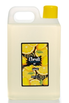 dezentech Hijyen Paketi Alkol Bazlı El Temizleme Sıvısı 5lt+ 500ml & Ebruli Limon Kolonyası 1lt+ 2 Adet 100 ml 3